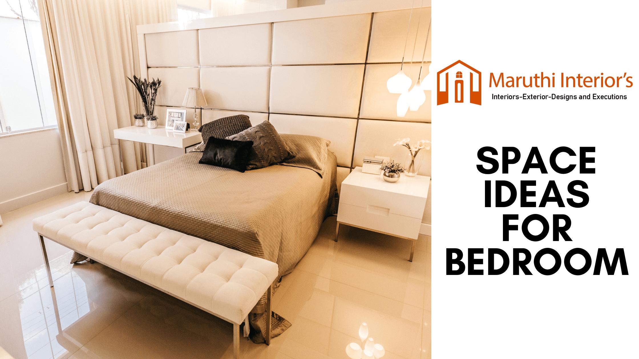 space in your bedroom