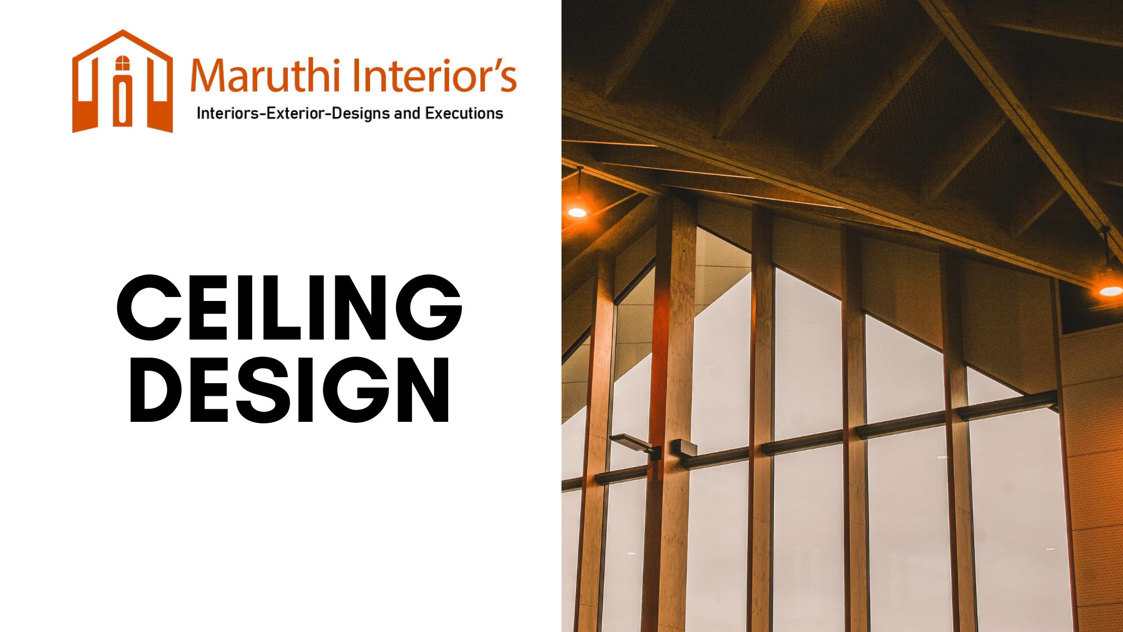 ceilings design ideas